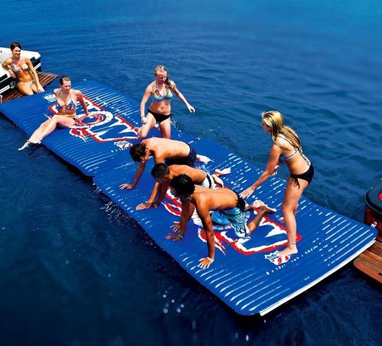 Floating Walk on Water Mat