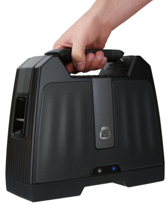 G-BOOM Wireless Bluetooth Boombox Speaker