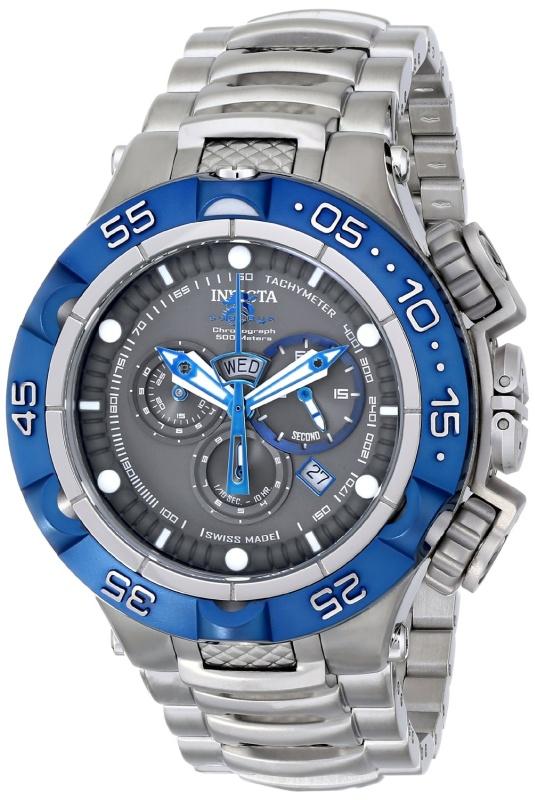 Invicta Men's Silver Watch
