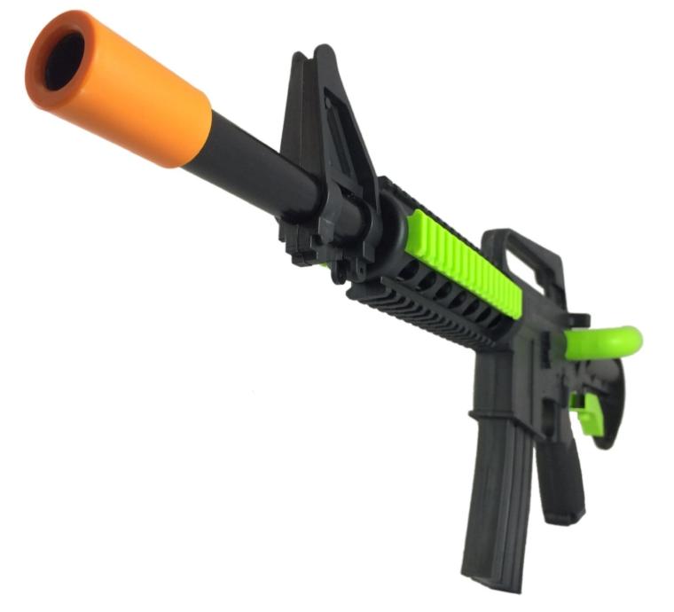 M4 Toy Foam Dart Gun
