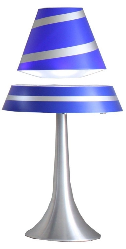 Magnetic Floating and Concepts Rotating Light LED Table Lamp