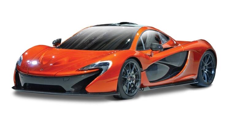 Maisto RC McLaren P1 Vehicle