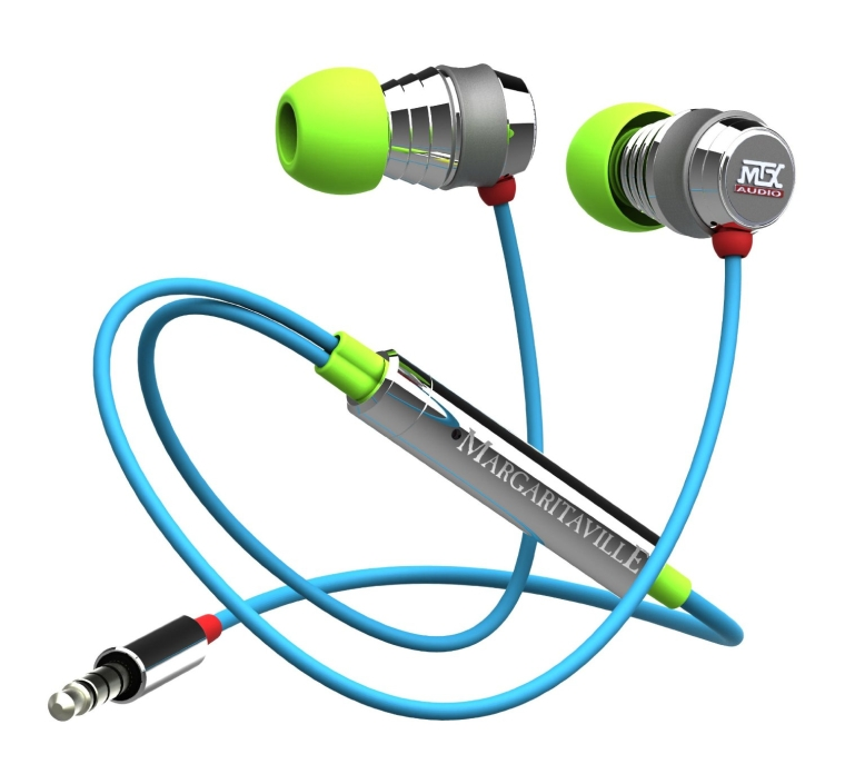 Margaritaville Audio High Fidelity Earbuds
