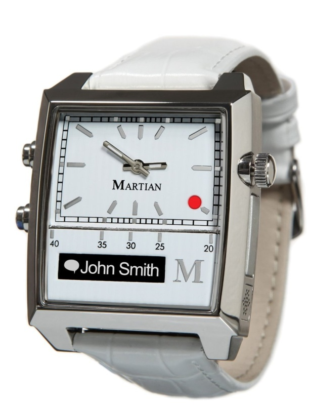 Martian Watches Passport SmartWatch
