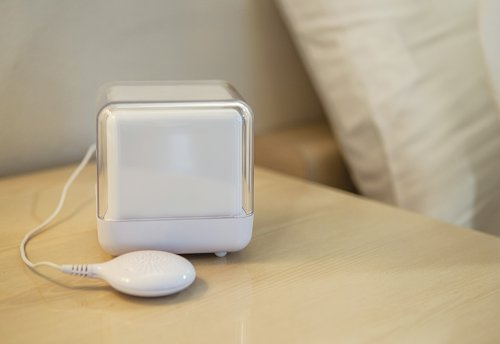 Natural Sound Soother with Mood Light System