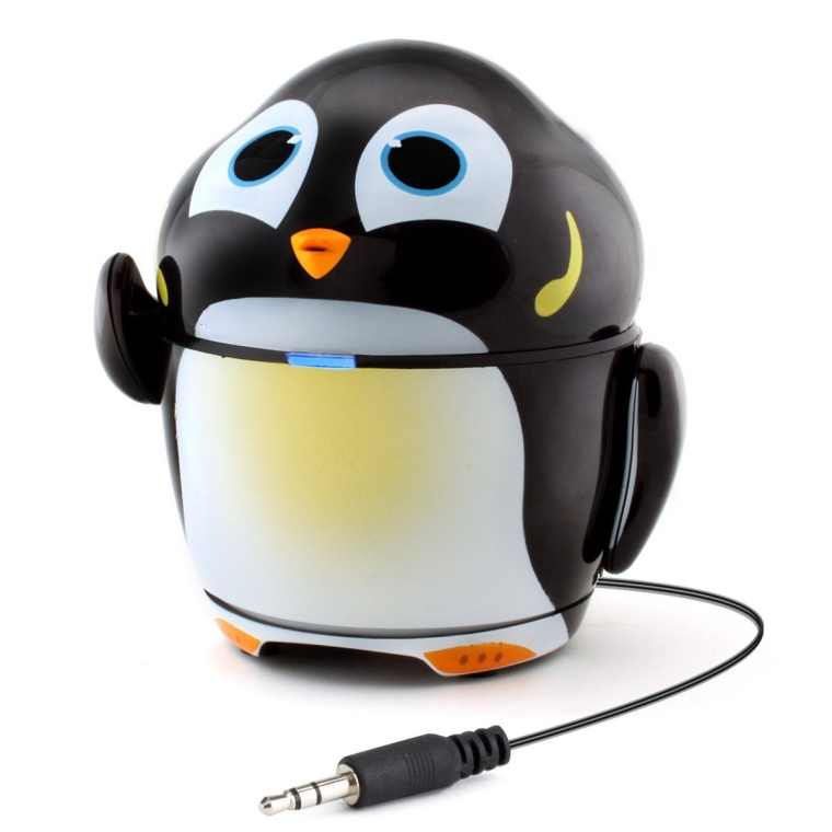 Penguin Kid-Friendly Animal Speaker