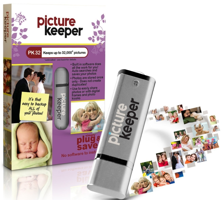 Picture Keeper PK-32 Backup Device
