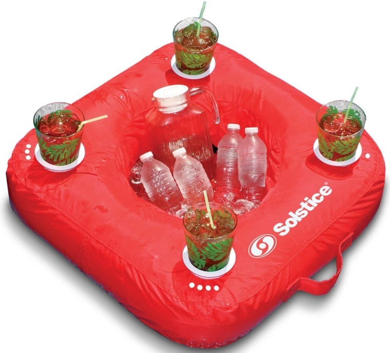 Sunsoft Drink Caddy Raft