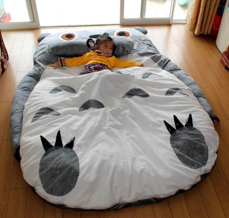 Totoro Design bed