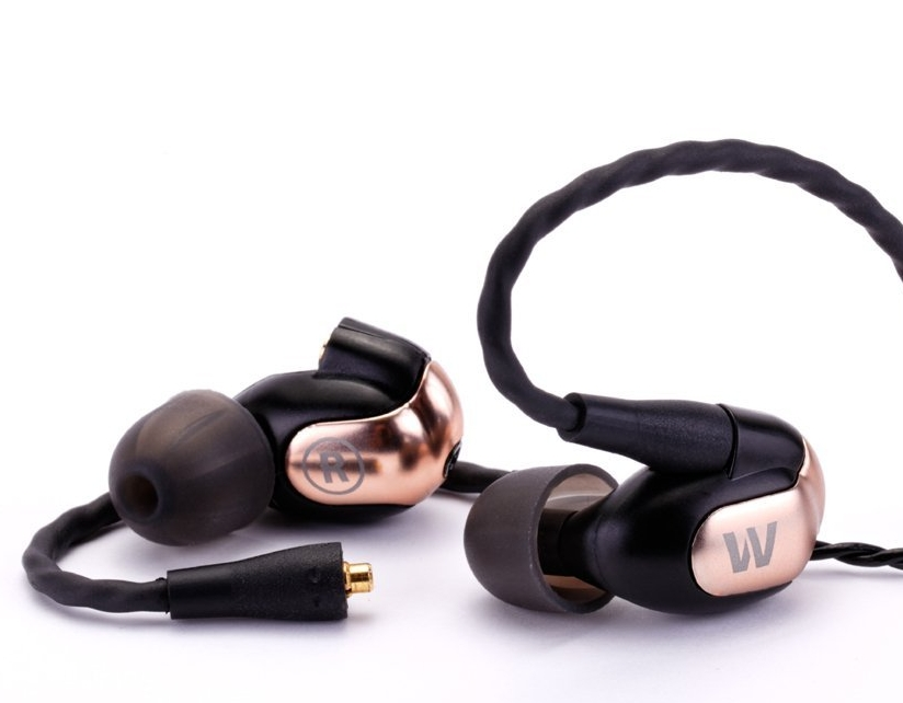Westone W50 Signature Series 5-Driver Universal-fit In-ear Headphones