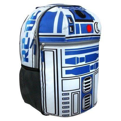 51xwinhWhgLStar Wars R2D2 On Patrol 16 Backpack with Lights and Sounds Effects