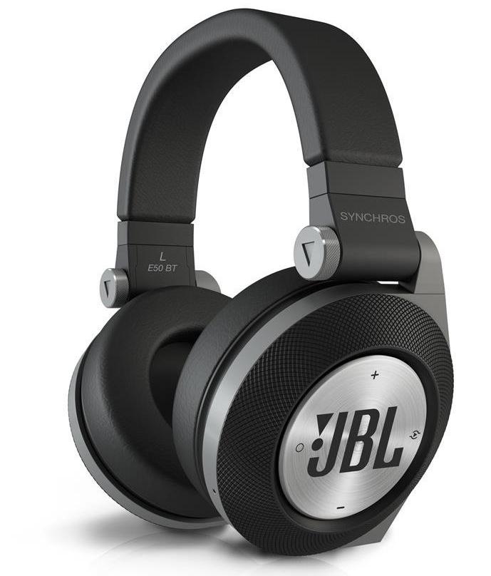 JBL E50 Synchros Over Ear Bluetooth Headphones