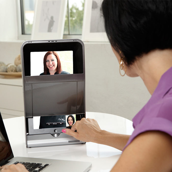 4iTOi Video Booth for iPad Tablet