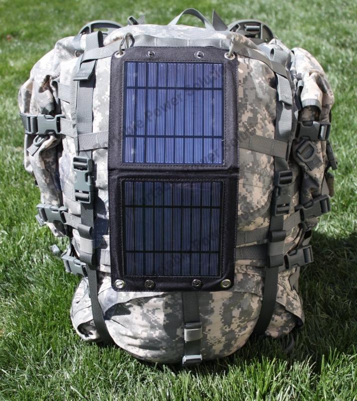 7W Foldable Solar Panel