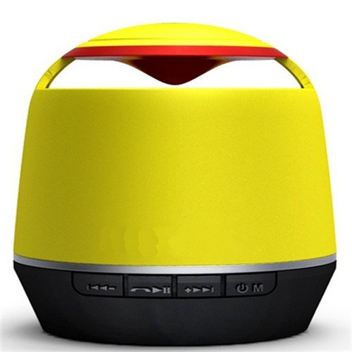 Baxia Bluetooth Speaker Stereo Subwoofer Enhanced Bass