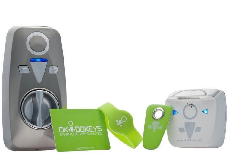 Bluetooth 40 Smart-Lock System