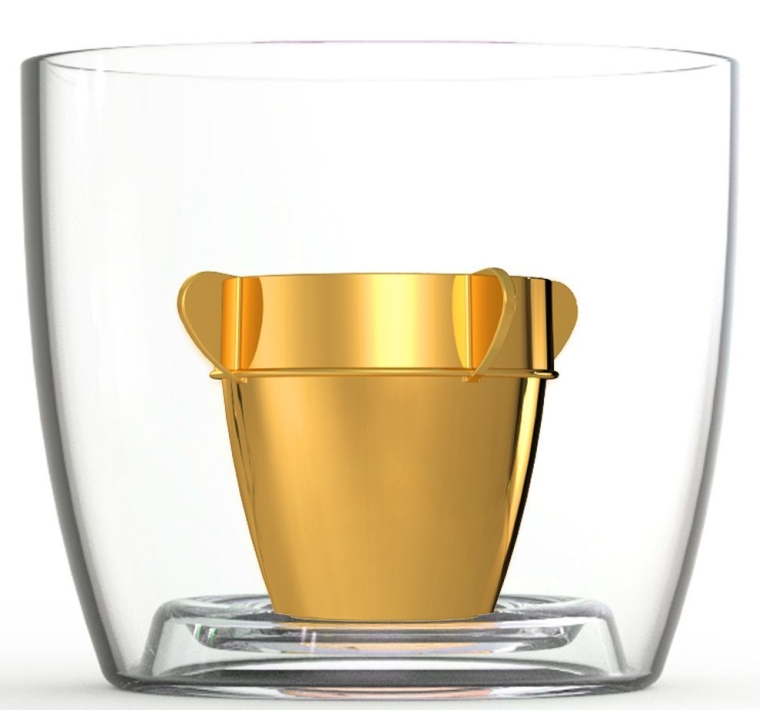 Bomber cups Gold