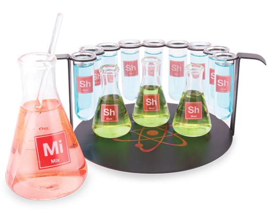 CHEMISTRY BAR SET