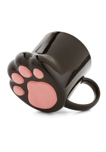 Cats Pawsitively Bemused Mug