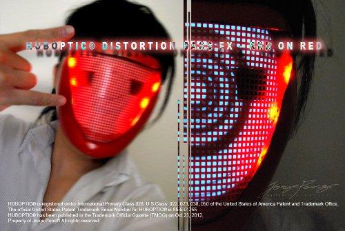 DJ Mask-LED Light Up MASK