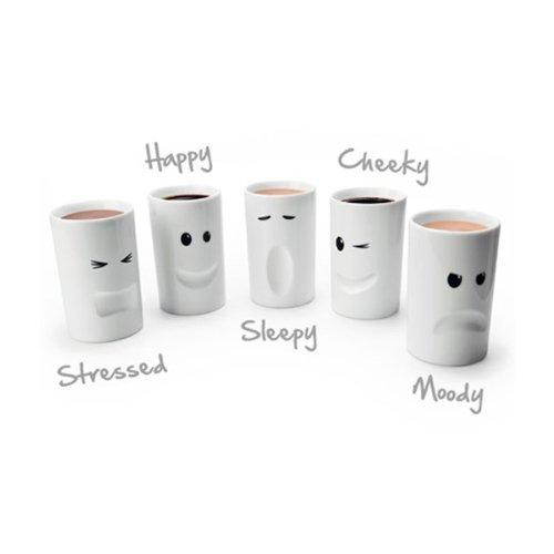 Double Walled Insulation Mood Mugs
