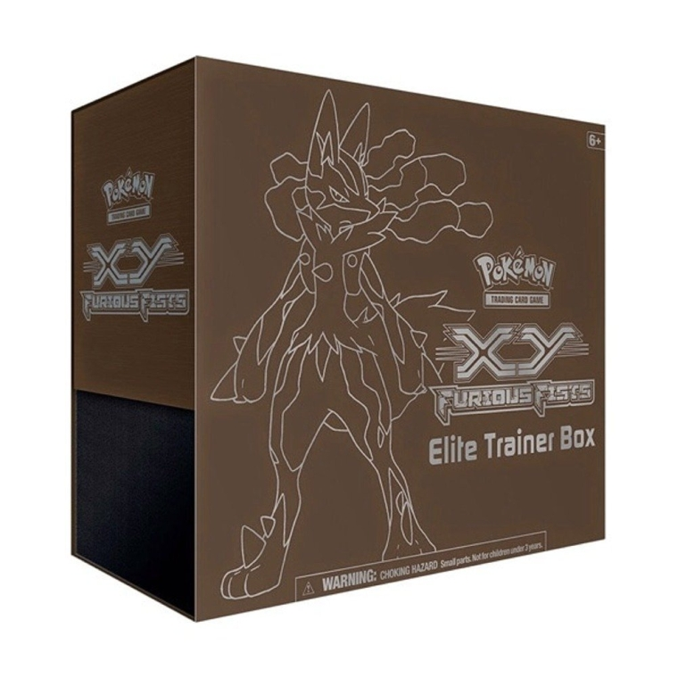 Pokemon XY Furious Fists Elite Trainer Box