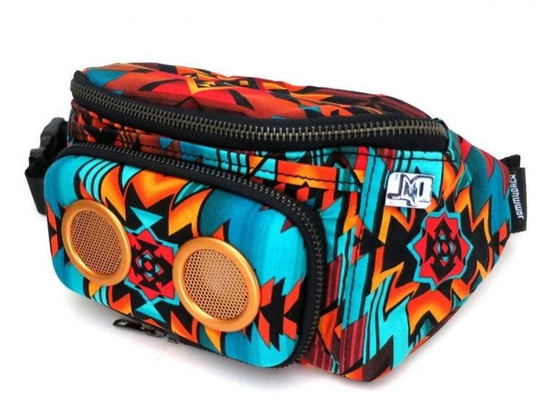 Portable Speaker Hip Pack