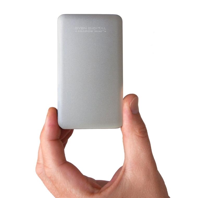 Shadow Mini External 1TB USB 3.0 Portable Solid State Drive SSD