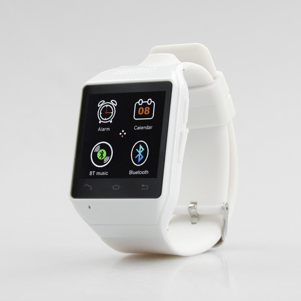 Soft Capacitive Touch Screen Smart Wristband Watch Phone