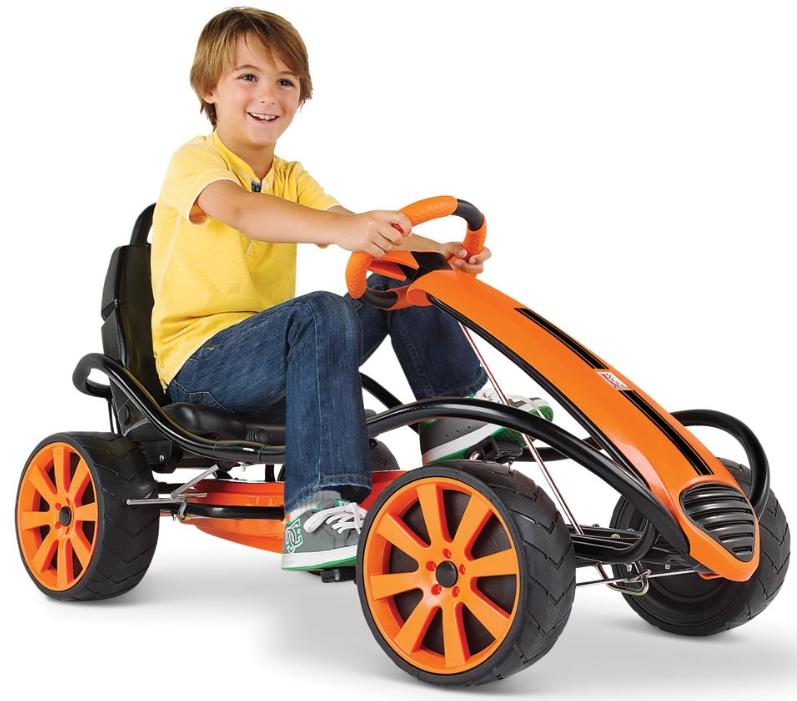 The All Terrain Buggy Racer