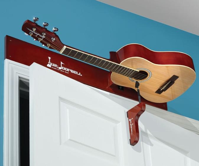 The Guitar Doorbell