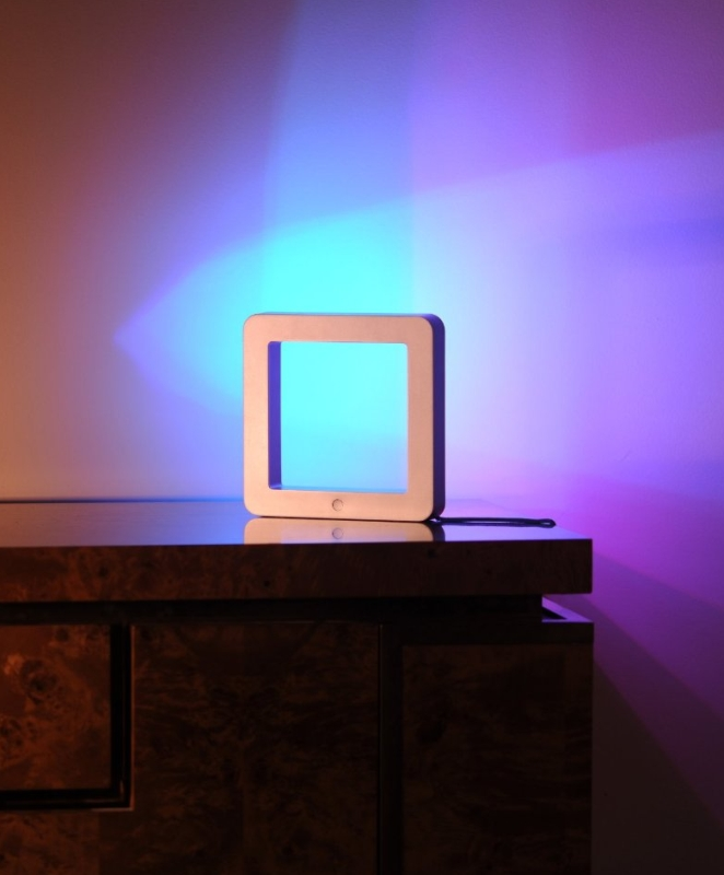 The Smart Connected LED Mood Lamp