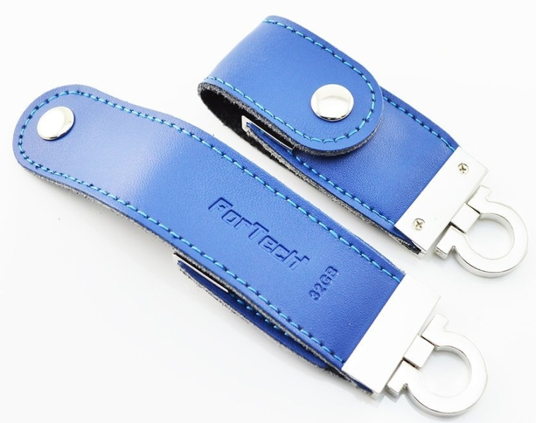 USB 3.0 Thumb Drive with Fast Speed Blue 32 GB