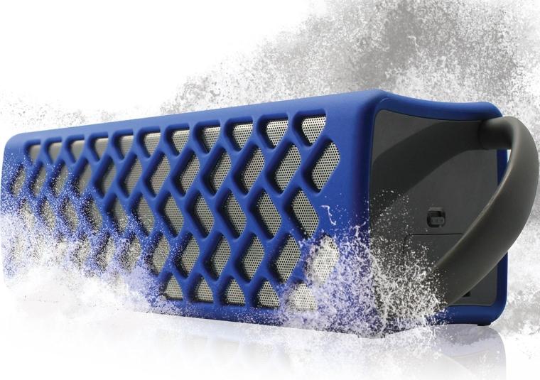 Waterproof, Sandproof, Wireless Bluetooth Speaker