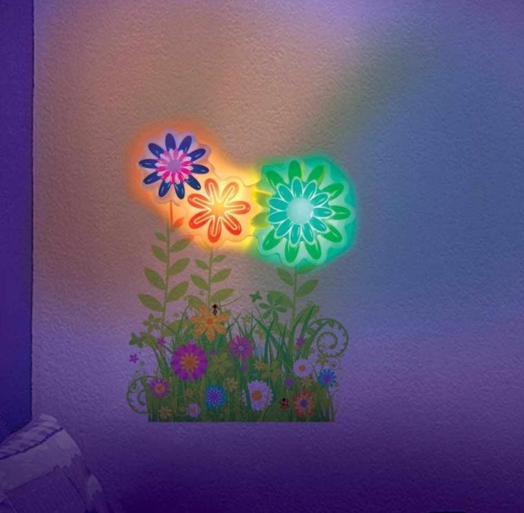 Flower Garden Light Dance Kit