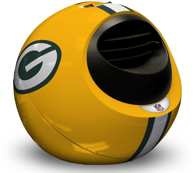 Green Bay Packers Infrared Helmet Heater
