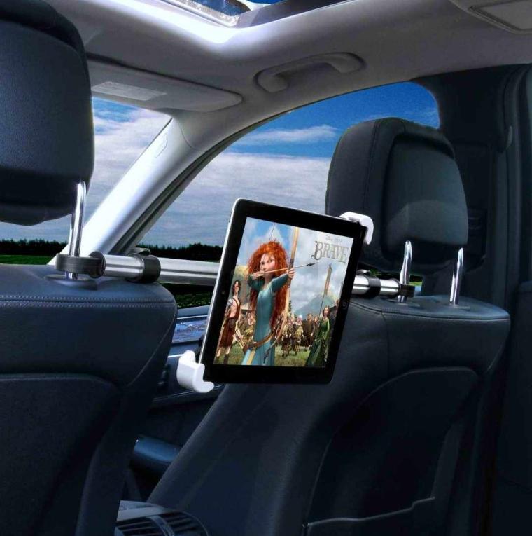 Ipad Headrest Mount Car Seat Headrest Mount Holder