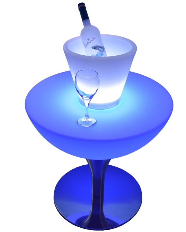 LED furniture table Indoor