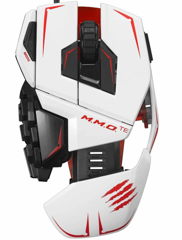 Mad Catz M.M.O.TE Tournament Edition Gaming Mouse
