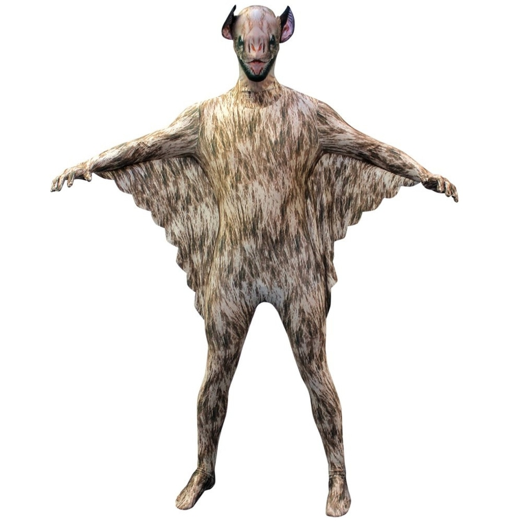 Morphsuits Premium Vampire Bat Animal Planet Skinsuit