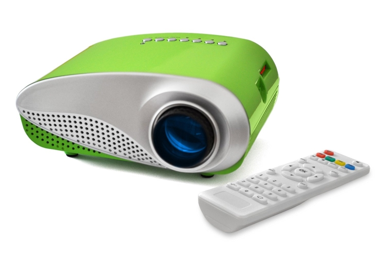 Movie and Game Projector for Kids