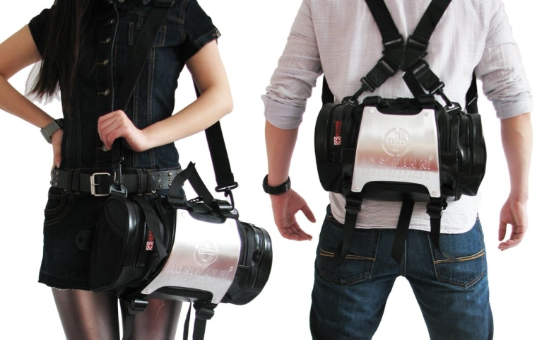 Multifunction Motorcycle Backpack