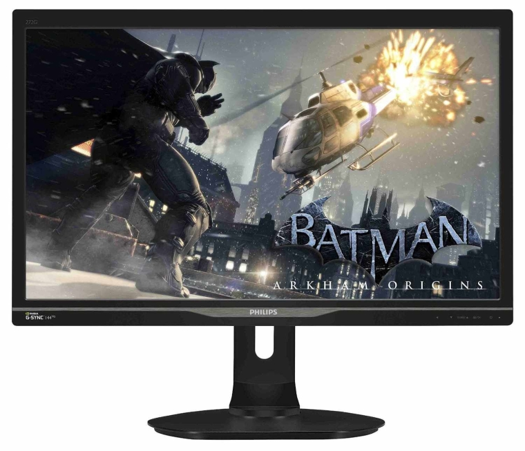 Philips 272G5DYEB 27-Inch G-Sync Ultimate Performance Gaming Monitor