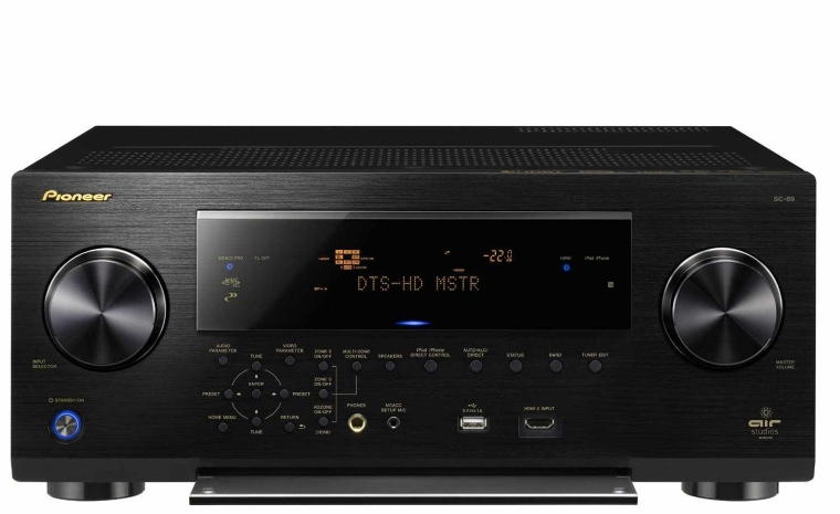 Pioneer Elite Channel Class D3 Network AV Receiver