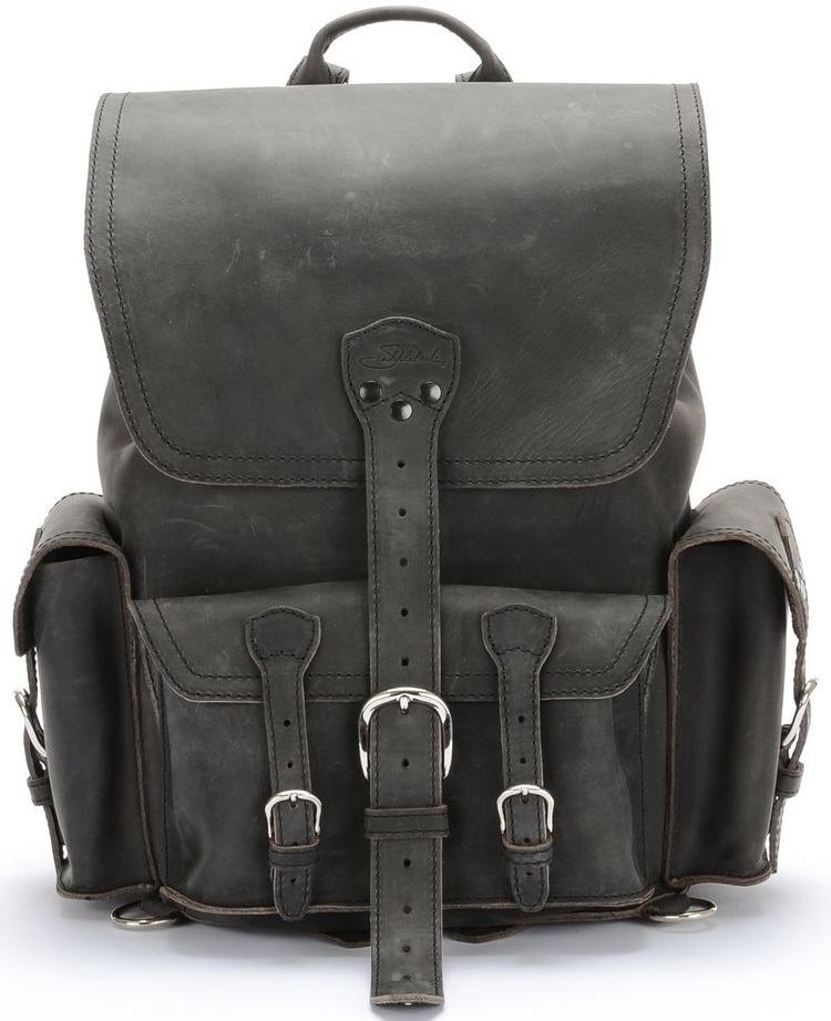 Saddleback Leather Front Pocket Backpack