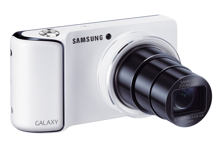 Samsung Galaxy Camera GC110 with Android