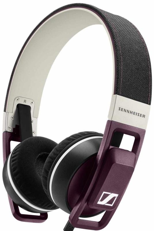 Sennheiser Urbanite Plum On-Ear Headphones