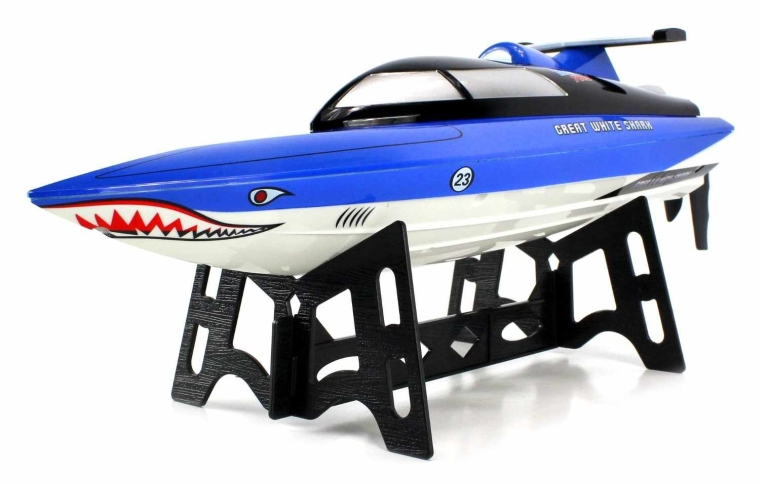 Shark Electric RC Speed Boat