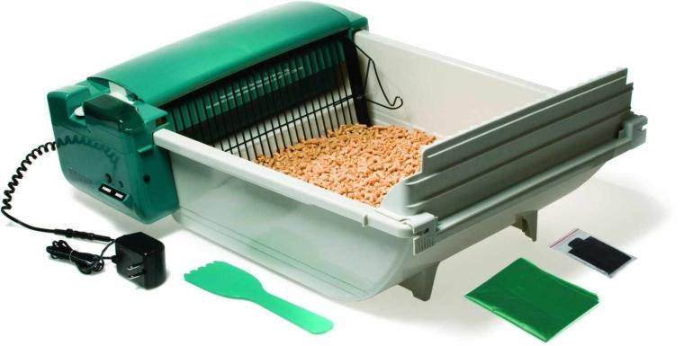 Smart Scoop Automatic Litter Box