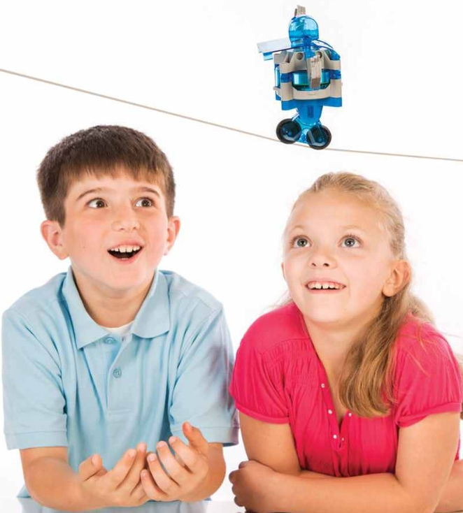 The Build Your Own Gyrobot
